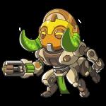 Cana Overwatch Orisa Cute - SPRAY