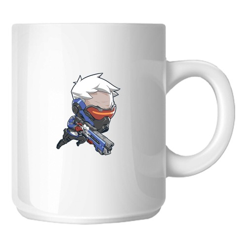 Cana Overwatch Soldier 76 Cute - SPRAY
