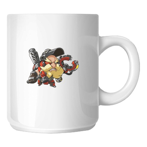 Cana Overwatch Torbjorn Cute - SPRAY