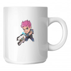 Cana Overwatch Zarya Cute - SPRAY