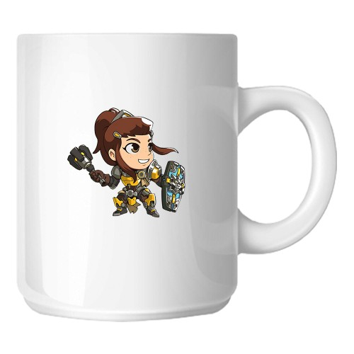 Cana Overwatch Brigitte Cute - SPRAY