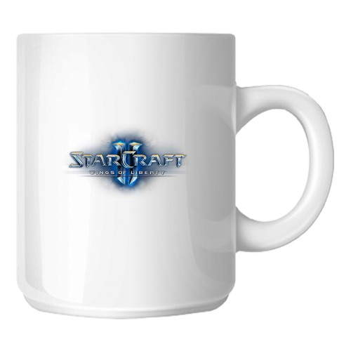 Cana Starcraft 2 Wings of Liberty - LOGO