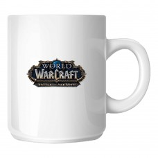 Cana World of Warcraft Battle for Azeroth - LOGO