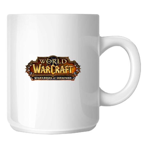 Cana World of Warcraft Warlords of Draenor - LOGO