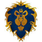 Cana World of Warcraft Alliance - LOGO