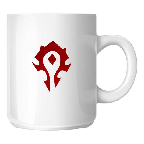 Cana World of Warcraft Horde - LOGO