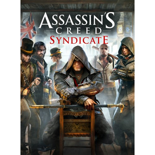 Poster Assassins Creed Syndicate