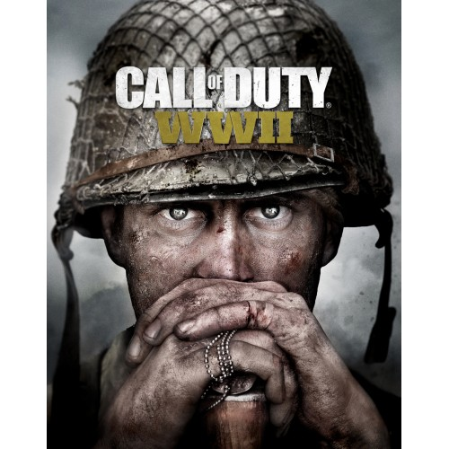 Poster Call of Duty WW2
