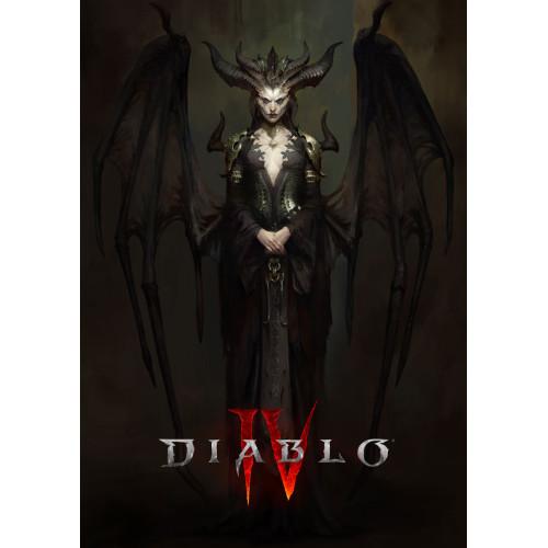 Poster Diablo 4 - Lilith