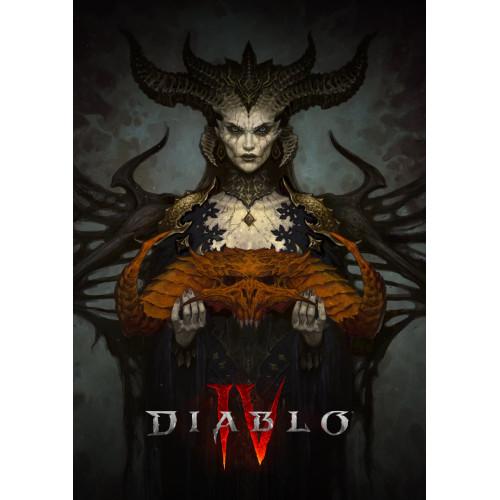 Poster Diablo 4 - Lilith 2