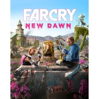 Poster Far Cry New Dawn