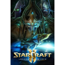 Poster Starcraft 2 Legacy of the Void