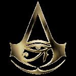 Tricou Assassins Creed Origins - LOGO