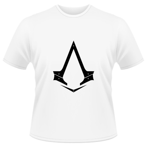 Tricou Assassins Creed Syndicate - LOGO
