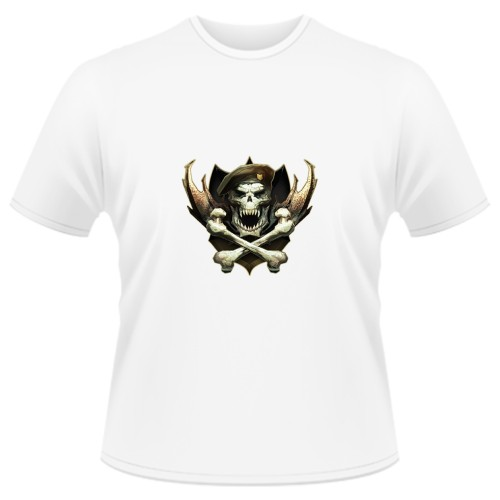 Tricou Call of Duty Black Ops 2 Prestige 9 - LOGO
