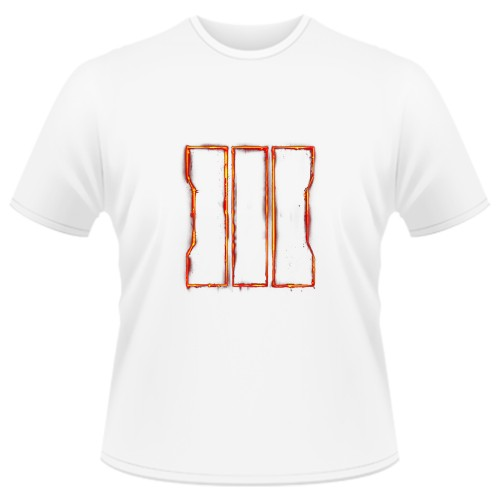 Tricou Call of Duty Black Ops 3 - LOGO