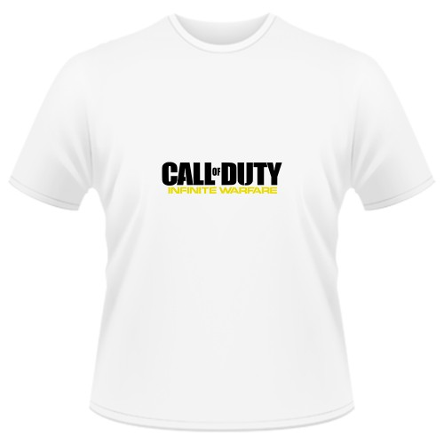 Tricou Call of Duty Infinite Warfare - LOGO