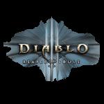 Tricou Diablo 3 Reaper of Souls - LOGO