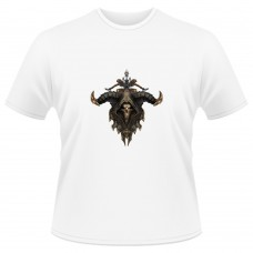 Tricou Diablo 3 Demon Hunter - LOGO