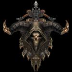 Tricou Diablo 3 Demon Hunter - LOGO