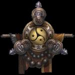 Tricou Diablo 3 Monk - LOGO