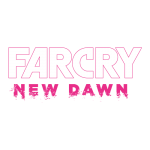 Tricou Far Cry New Dawn - LOGO