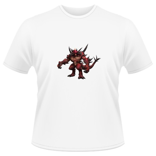 Tricou Heroes of the Storm - Diablo
