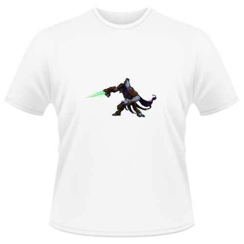 Tricou Heroes of the Storm - Zeratul