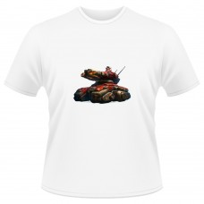 Tricou Heroes of the Storm - Sgt. Hammer