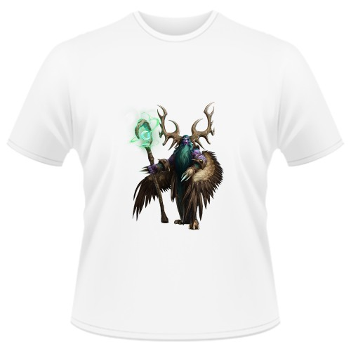 Tricou Heroes of the Storm - Malfurion