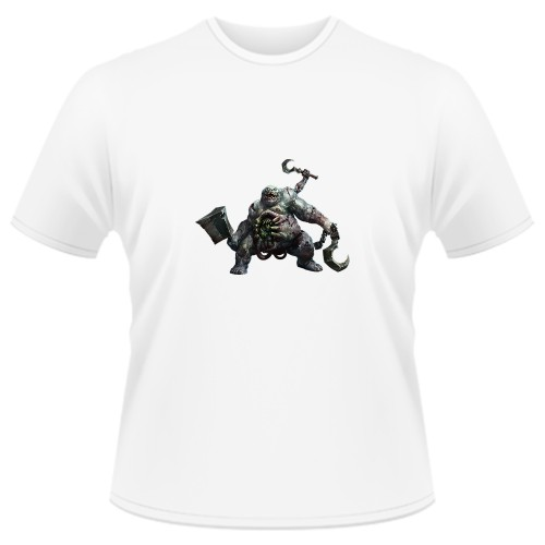 Tricou Heroes of the Storm - Stitches
