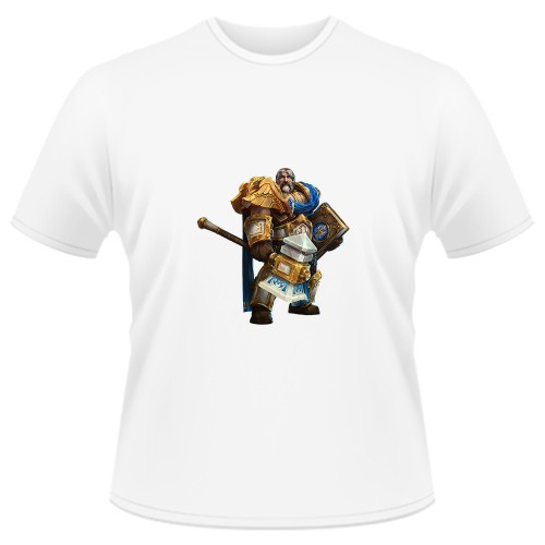 Tricou Heroes of the Storm - Uther