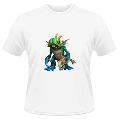 Tricou Heroes of the Storm - Murky