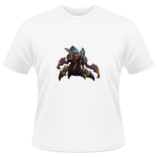 Tricou Heroes of the Storm - Anubarak