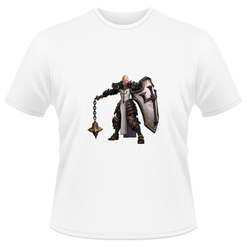 Tricou Heroes of the Storm - Johanna