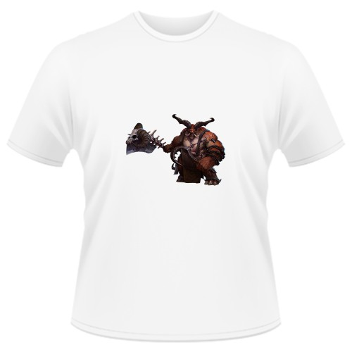 Tricou Heroes of the Storm - The Butcher
