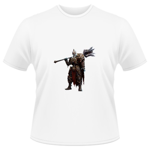 Tricou Heroes of the Storm - Leoric