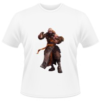 Tricou Heroes of the Storm - Kharazim