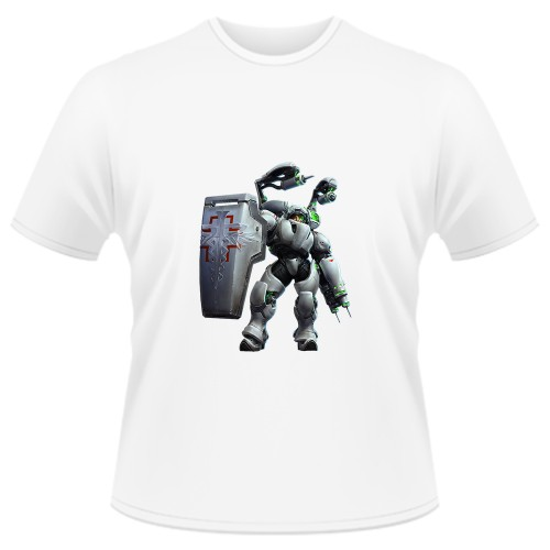 Tricou Heroes of the Storm - Lt. Morales