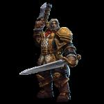 Tricou Heroes of the Storm - Greymane