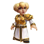 Tricou Heroes of the Storm - Chromie