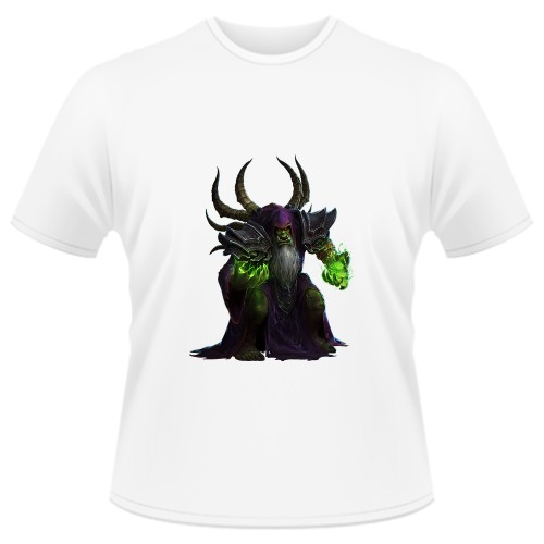 Tricou Heroes of the Storm - Guldan