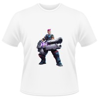 Tricou Heroes of the Storm - Zarya
