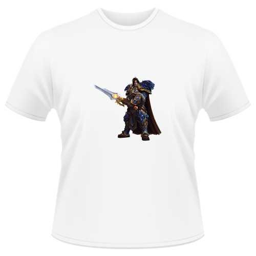 Tricou Heroes of the Storm - Varian