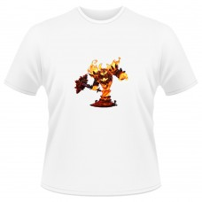 Tricou Heroes of the Storm - Ragnaros