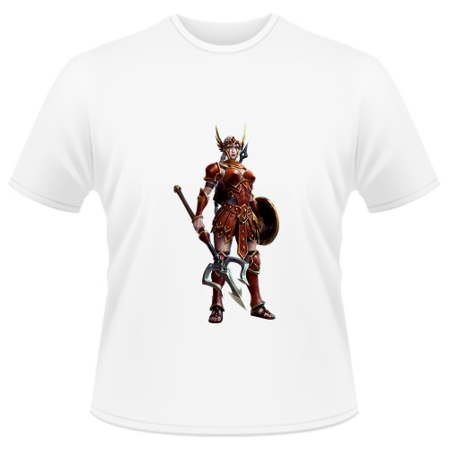 Tricou Heroes of the Storm - Cassia