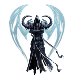 Tricou Heroes of the Storm - Malthael