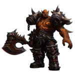 Tricou Heroes of the Storm - Garrosh