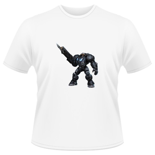 Tricou Heroes of the Storm - Raynor