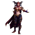 Tricou Heroes of the Storm - Alexstrasza